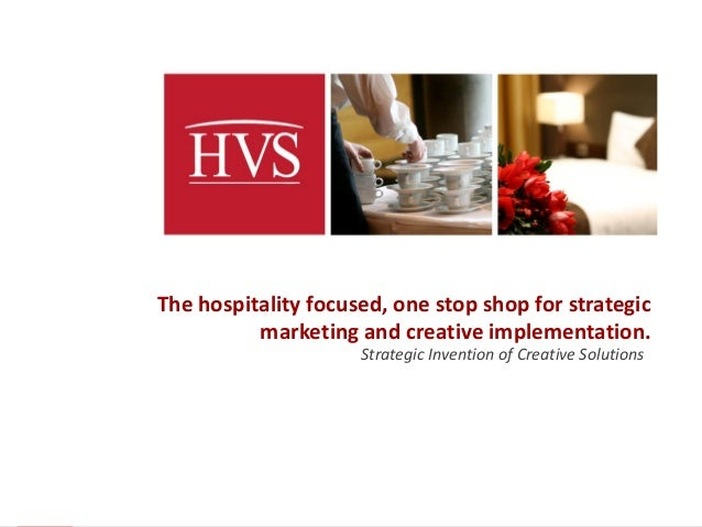 The hospitality focused, one stop shop for strategic marketing and creative implementation. Strategic Invention of Creativ...
