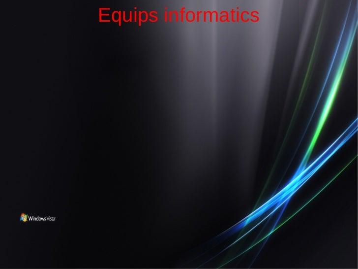 Equips informatics