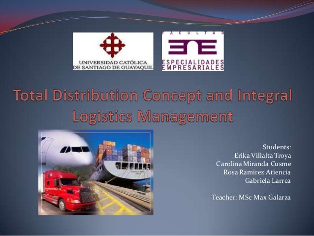 total logistics concept 4 measuring logistics costs and performance logistics and the bottom line logistics and shareholder value logistics cost analysis the concept of total.