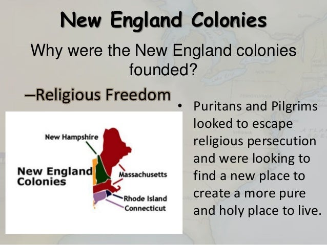 What was the political structure in the New England colonies like?