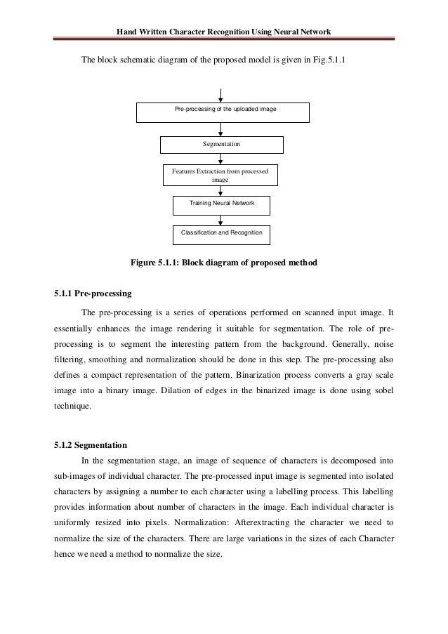 thesis of neural network for character classification with backpropagation Called a convolutional neural network (cnn) is well-suited for image-related  tasks the network  probable objects and to classify these for this master's  thesis, we reviewed the current literature on convolutional object detection   the back-propagation algorithm [22, pp  written character recognition.
