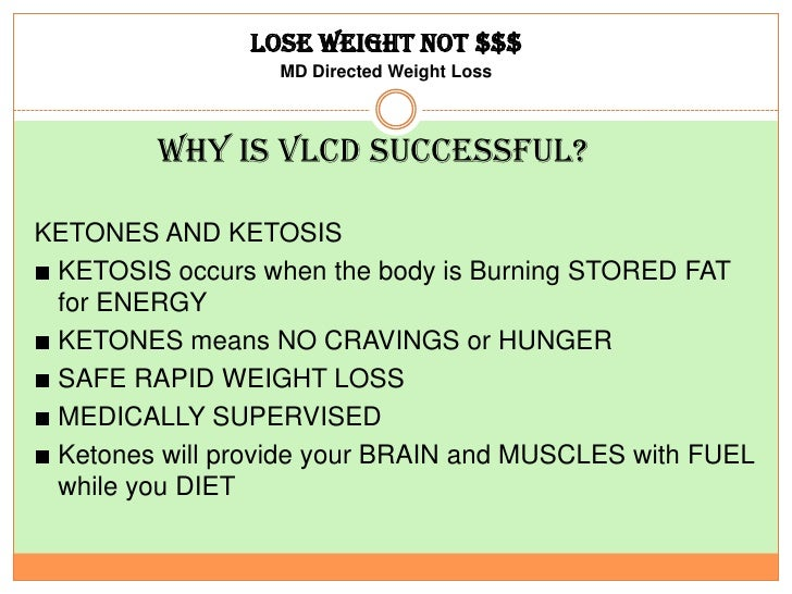 Healthy Weighs Clinic VLCD