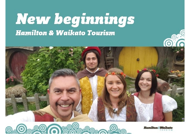 Sharing the Hamilton & Waikato Tourism Story Slide 3
