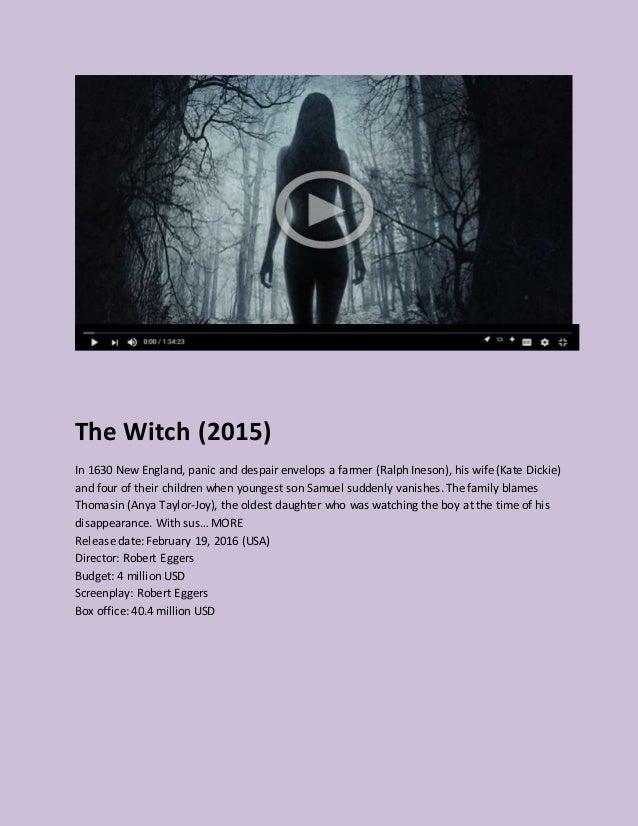 Watch Best Horror Movies - List Of Horror Films