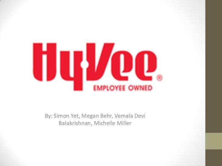By: Simon Yet, Megan Behr, Vemala Devi      Balakrishnan, Michelle Miller