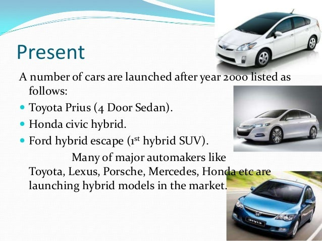 how to choose a hybrid car