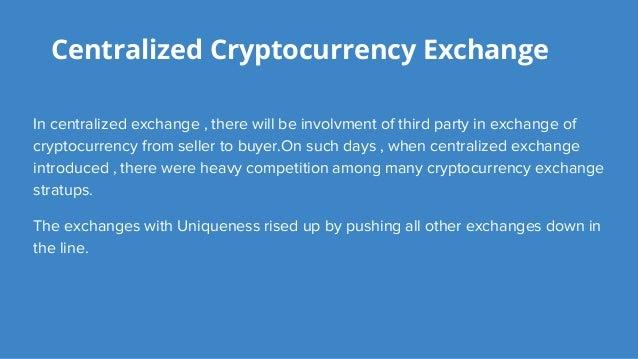 Hybrid cryptocurrency exchange