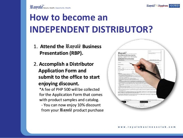 Royale business presentation powerpoint