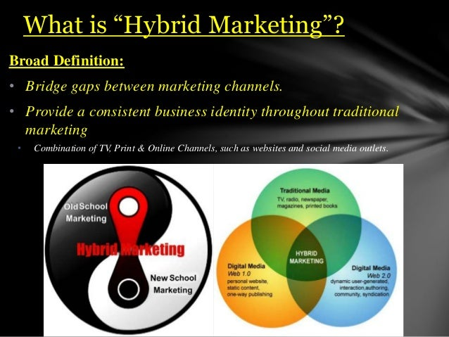 hybrid business definition