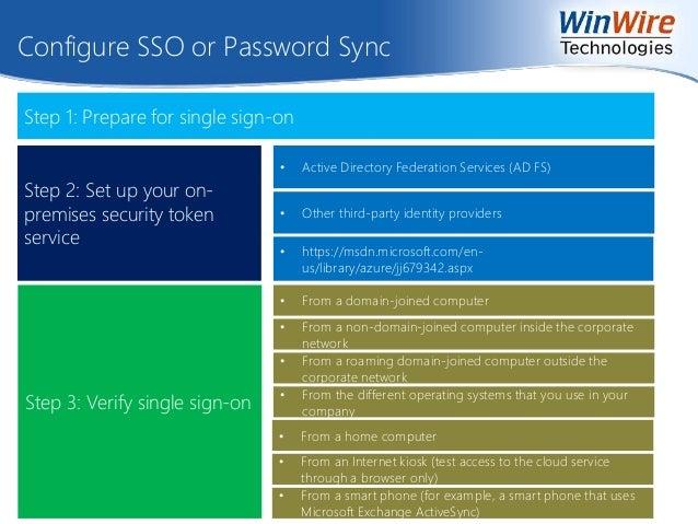 Hybrid SharePoint - Office 365 & On-prem SharePoint 2013 -part2