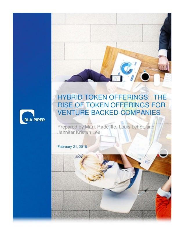 Hybrid Token Offering