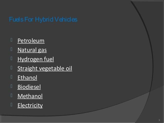 Hybrid vehicles Slide 3