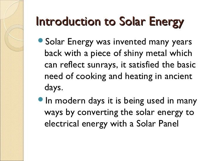 Hybrid Wind Solar Energy System