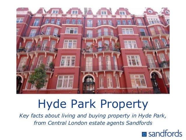 Hyde Park Property Key facts about living and buying property in Hyde Park, from Central London estate agents Sandfords