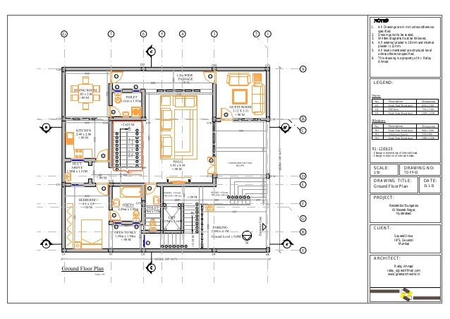 Architectural - Detail Design Drawings | Floor Plans Slide 2