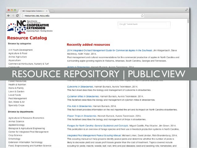 RESOURCE REPOSITORY | PUBLICVIEW