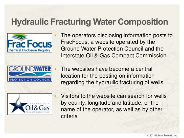 Hydraulic Fracturing And Marcellus Shale Gas 11 22 2011