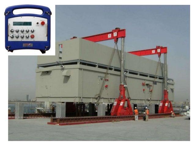 dispositivo di sollevamento strandjack Hydraulic-gantry-strand-jack-slide-system-power-point-11-638