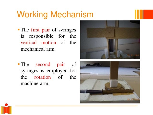 how to make a hydraulic jcb with syringes