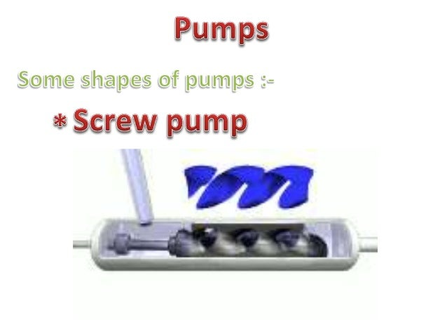 Pumps  Q  g