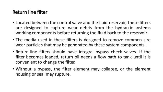Flow control Valve Non-Pressure-Compensated Valves • Non-pressure-compensated flow-control valves are used when the system...