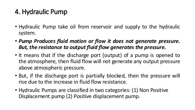 Rotary Positive Displacement Pump • The working of all the rotary type positive displacement pumps are based on the same p...