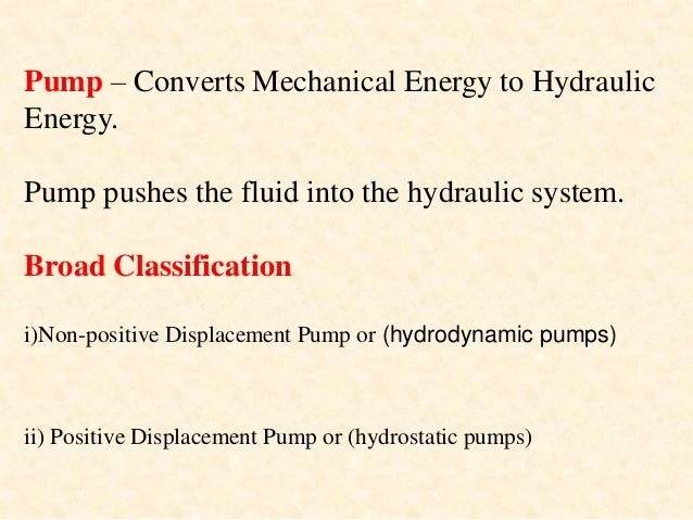 A partial vacuum is created at pump inlet due to internal operation of pump. Atmospheric pressure push the fluid out of oi...
