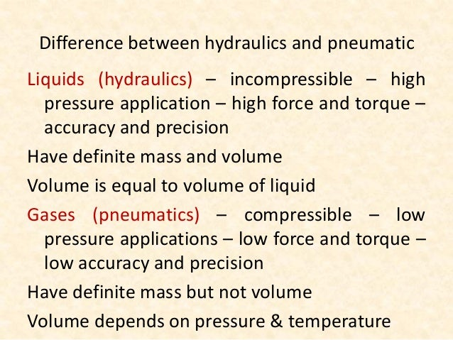 a research on the influence of hydraulics and pneumatics Hydraulics and pneumatics categories uncategorized erosive wear:influence of variables and theories proposed posted on september 1, 2015.