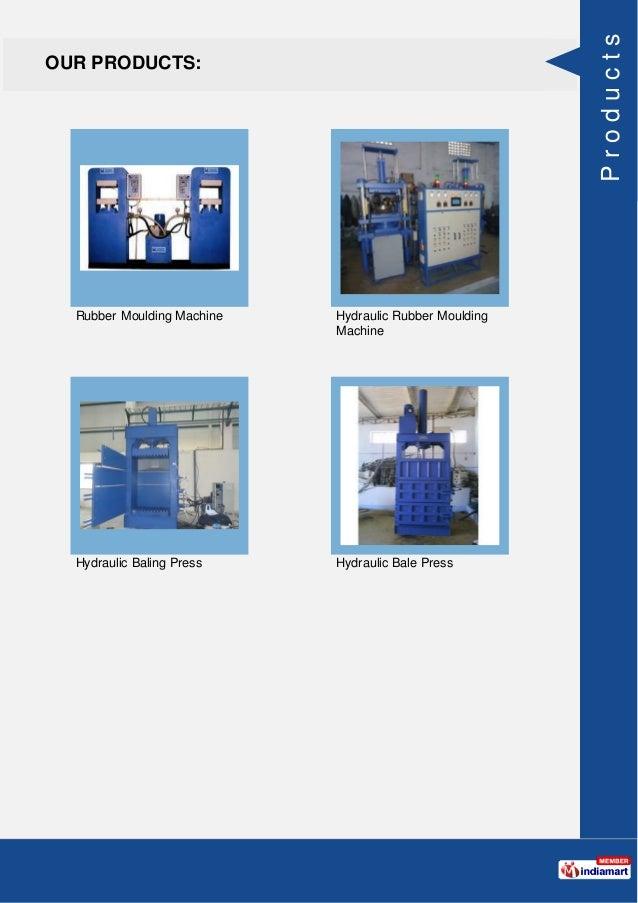 press molding machine