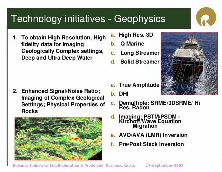Q Marine Technology Q Marine Geologically Complex