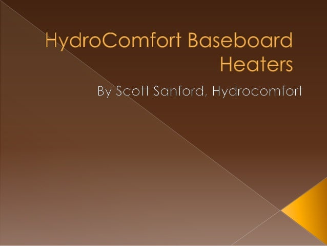  HydroComfort offers a selection of heaters, thermostats, and mini-split ductless air conditioning tools for residential ...