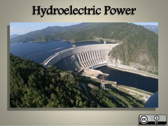 hydro electric power