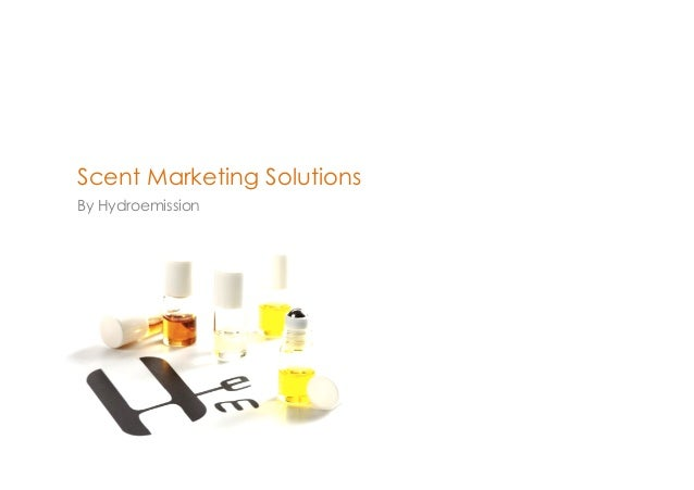Scent Marketing Solutions  By Hydroemission