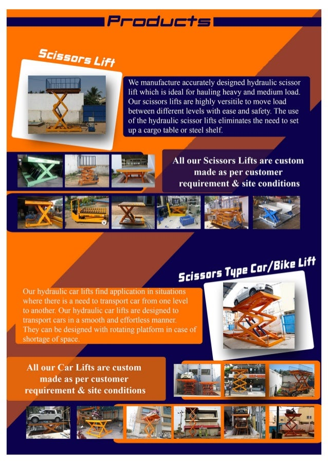 Hydro Fabs, Bengaluru, Hydraulic Goods Slide 3