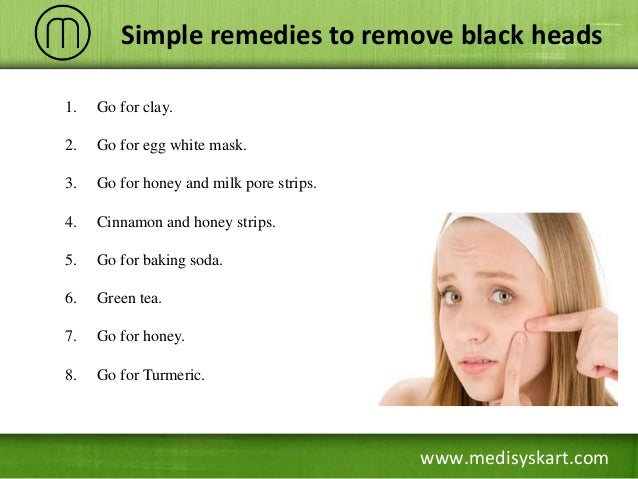 how to use vaseline to get rid of blackheads