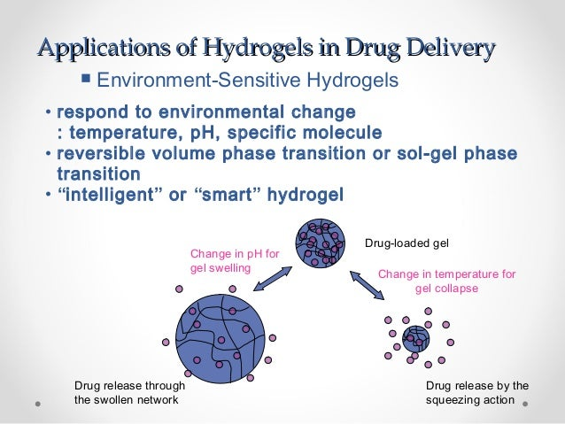 Biological Hydrogels As Selective Diffusion Barriers