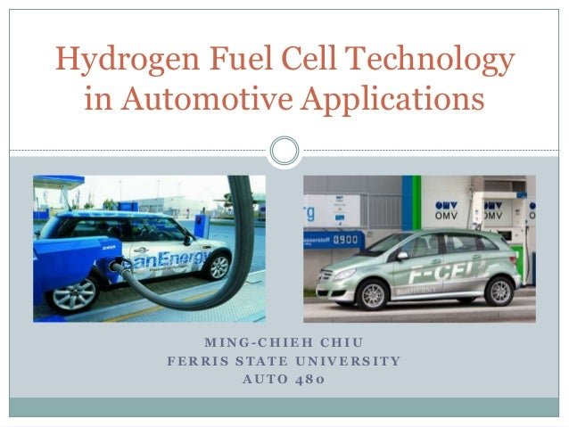 Hydrogen Fuel Cell Technology in Automotive Applications