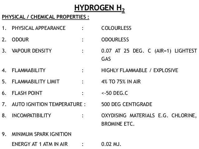 properties of hydrocarbon Abstract: diesel fuel is a mixture of hydrocarbons obtained by distillation of crude oilthe important properties which are used to characterize diesel fuel include cetane number (or cetane index), fuel volatility, density, viscosity, cold behavior, and sulfur content.
