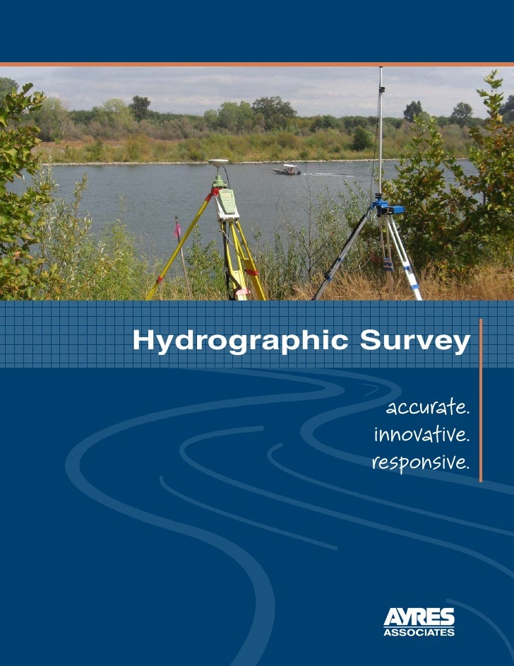 Hydrographic Survey                 accurate.              innovative.              responsive.