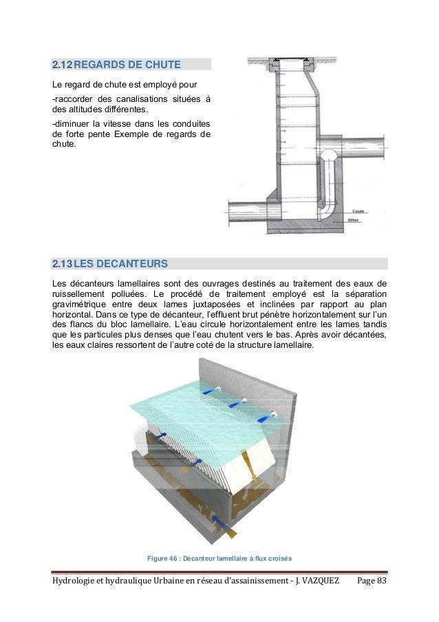Hydrologie et hydraulique urbaine en réseau d'assainissement 2013