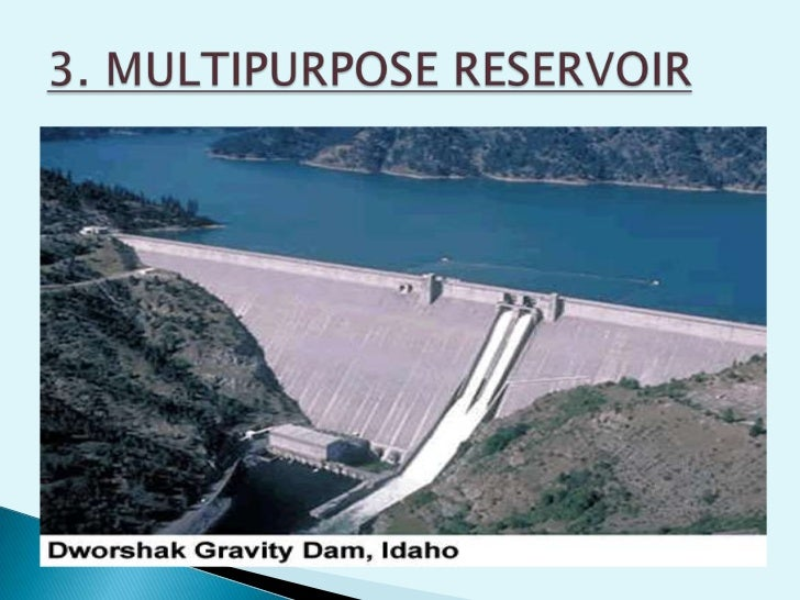 Types Of Reservoir