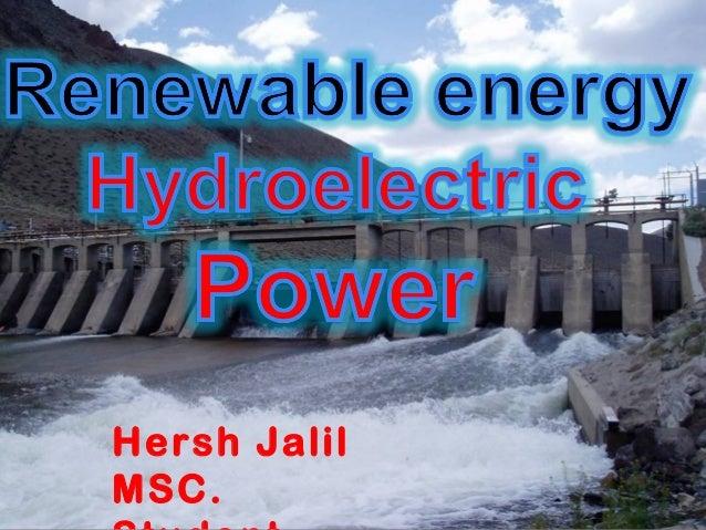 Hersh Jalil MSC.