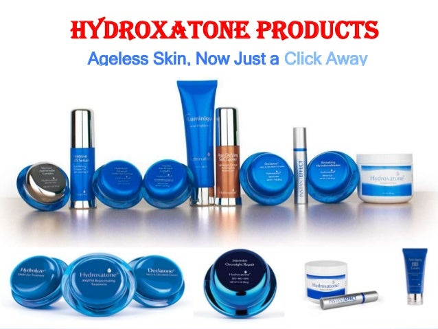 Hydroxatone Products Ageless Skin, Now Just a Click Away