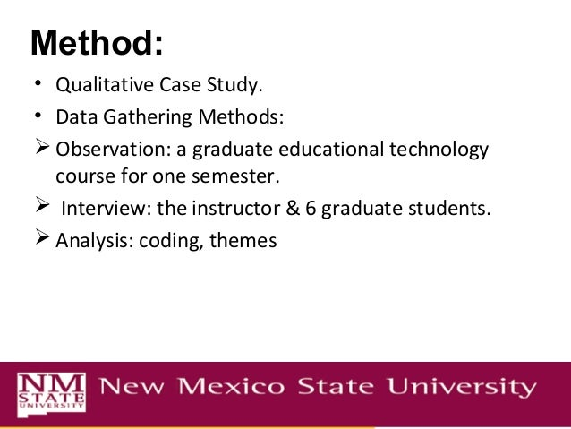 an analysis of instructional case focusing Theory name: case study method of instruction case studies is an instructional necessitate research and to stimulate analysis from a variety of.