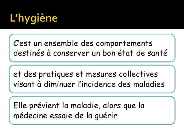 Hygiène et sécurité au Laboratoire Slide 3