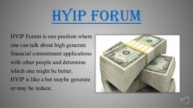 Forex high yield investment
