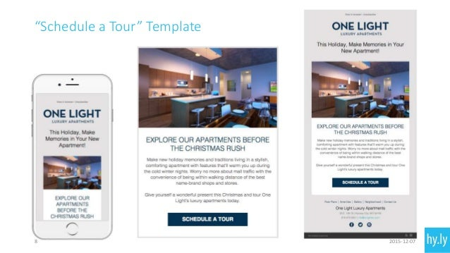 Hyly Email Like MailChimp But For Multifamily - Mailchimp invitation template