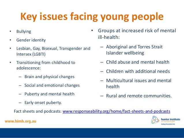 the social problems on young people Dealing with acute social problems affecting children and young people in england and wales costs £17bn a year of public money, suggests research.