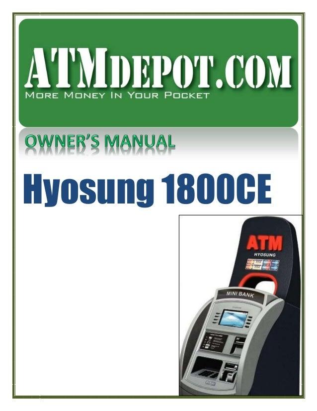 Hyosung 1800CE