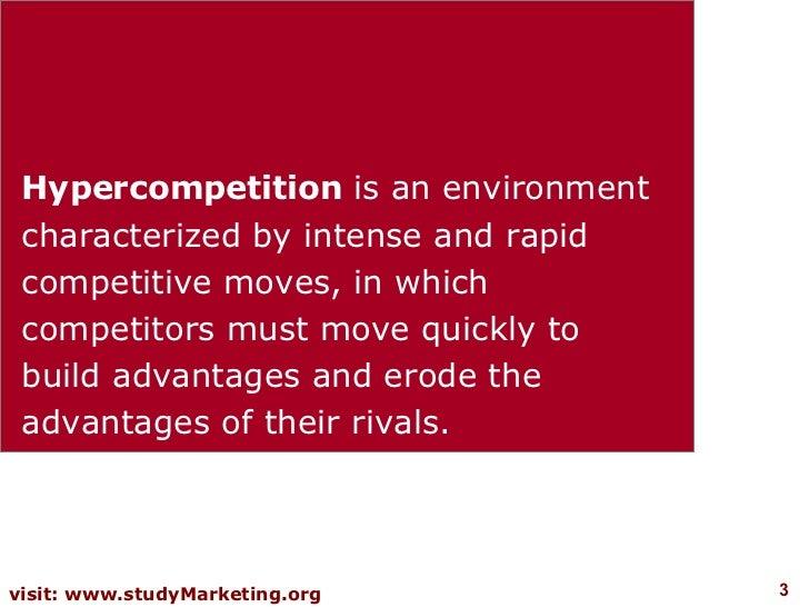 Strategic Planning for Hypercompetition Era Slide 3